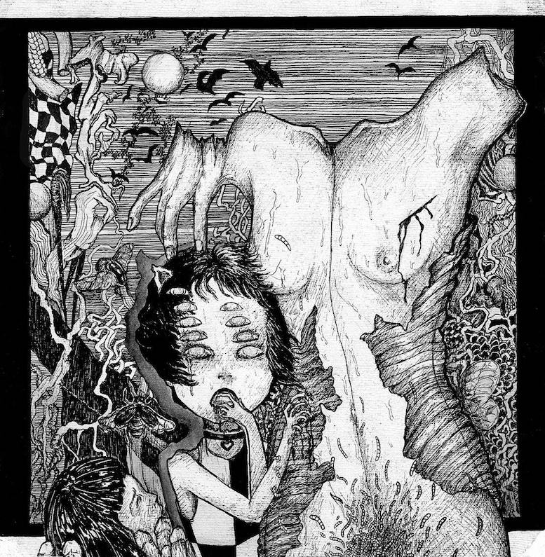 Artwork for Porno by Castell Lanko.